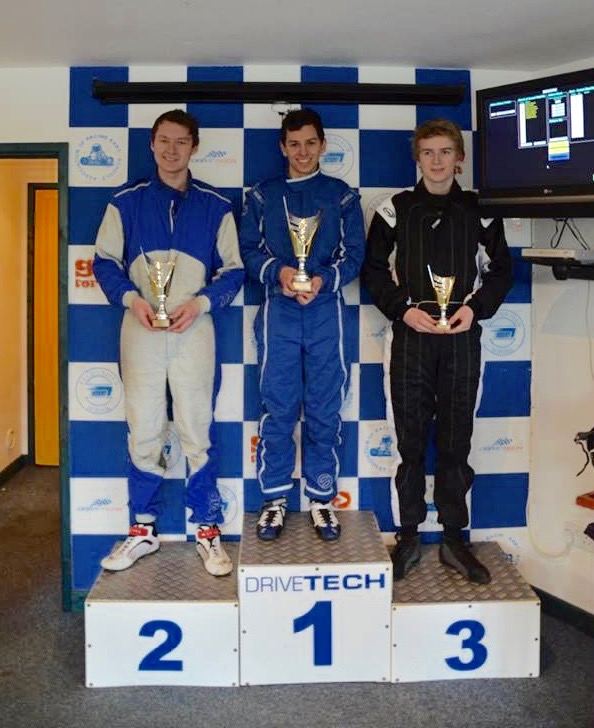 adult go kart racing