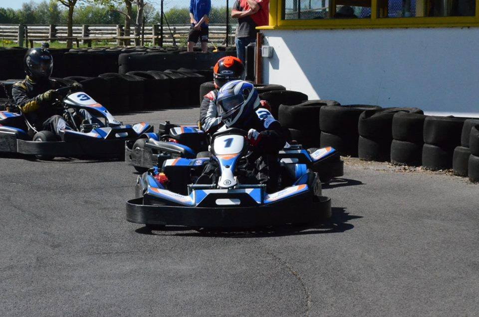arrive & drive karting