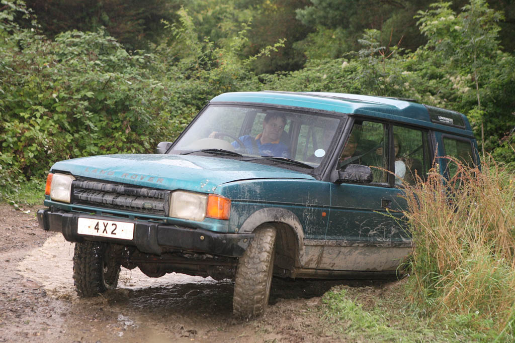 4x4 Off Road >> Introductory 4x4 Off Road Driving Course Voucher