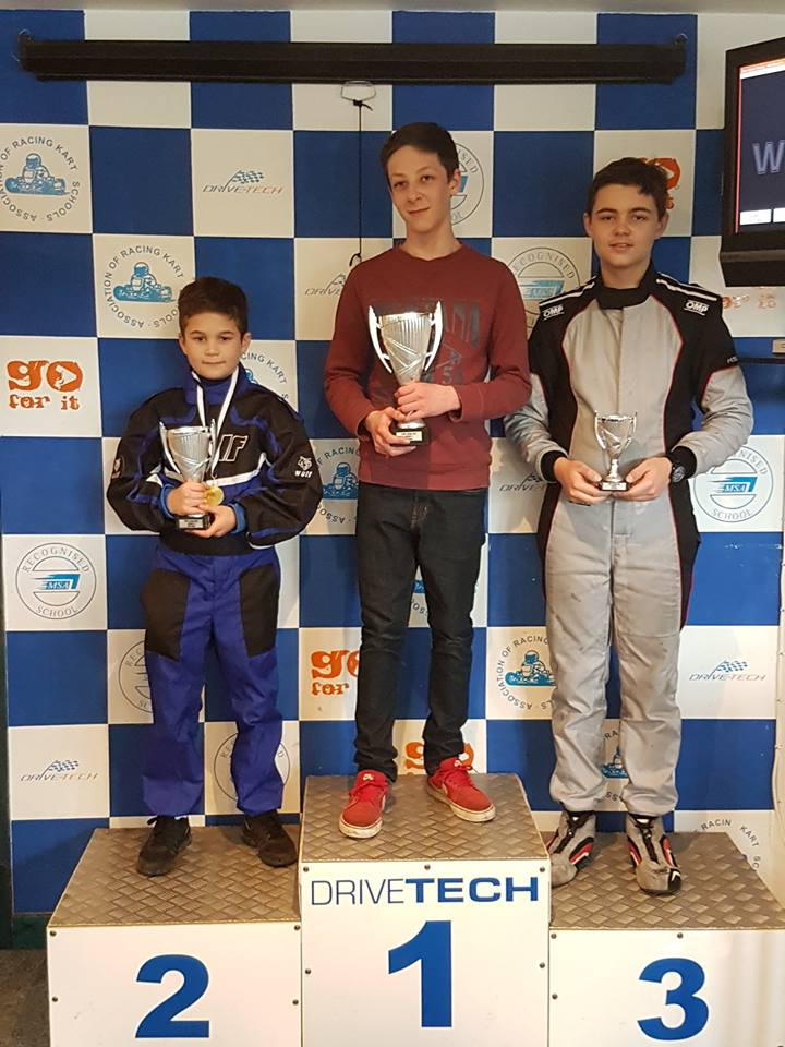 Castle Combe Junior Karting Championship
