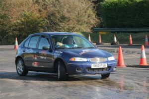 Driving Experiences at Castle Combe