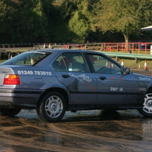 Skid Pan Driving Experience