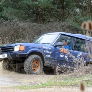 4x4 Off Road Driving Course