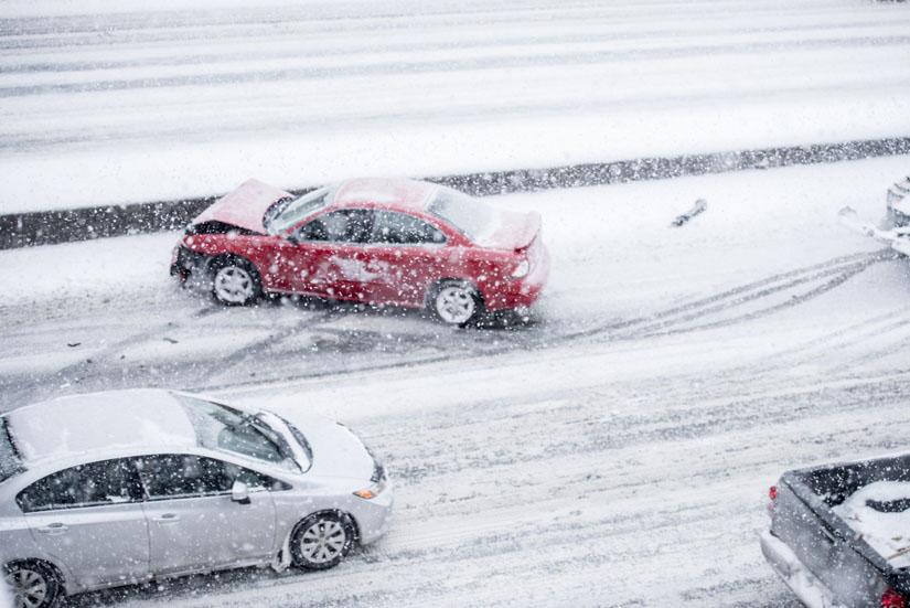 winter driving advice