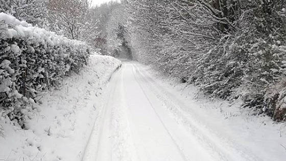 Winter Driving and Skid Control